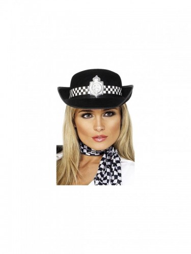 Policewomans Hat (Example Photo)
