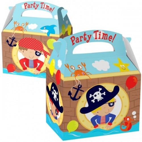 Party Boxes | Pirate (Example Photo)
