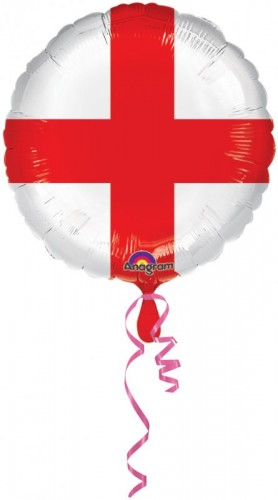 Foil Balloon St George (Example Photo)