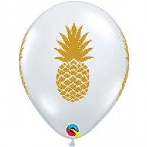 Diamond Clear Golden Pineapples 11 (Example Photo)