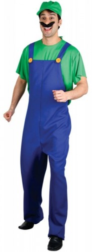 Funny Plumber - Green (Example Photo)