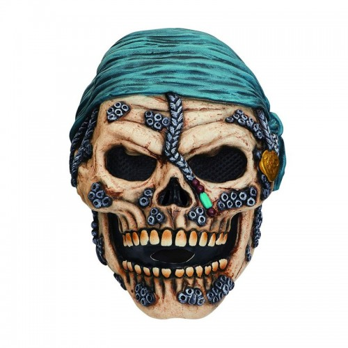 Skull Pirate Mask (Example Photo)