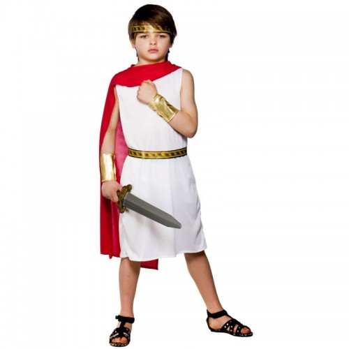 Roman Emperor Child Costume (Example Photo)