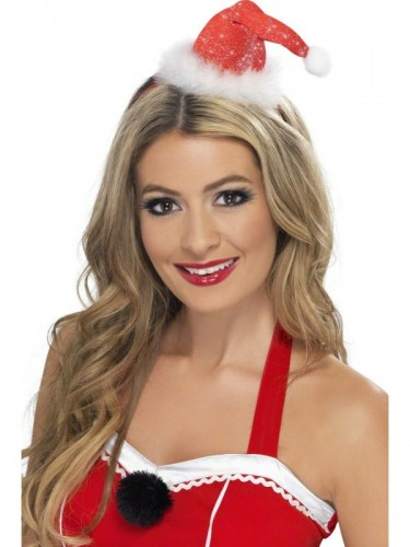 Miss Santa Hat (Example Photo)