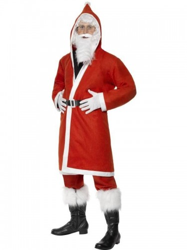 Father Christmas Adult Costume (Example Photo)