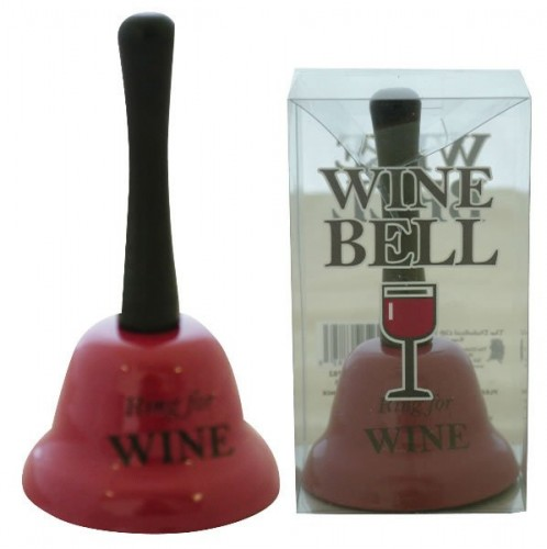 Ring For Wine Bell (Example Photo)