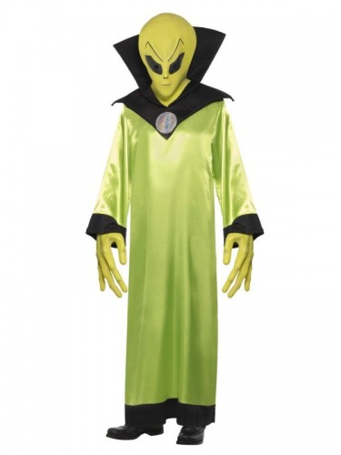 Alien Lord Costume (Example Photo)