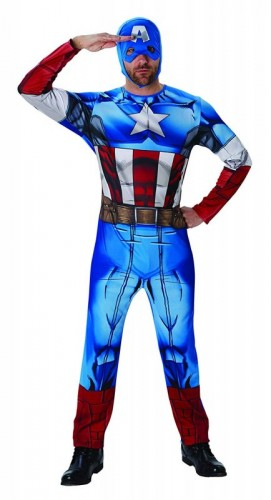 Official Marvel Captain America Classic, (Example Photo)