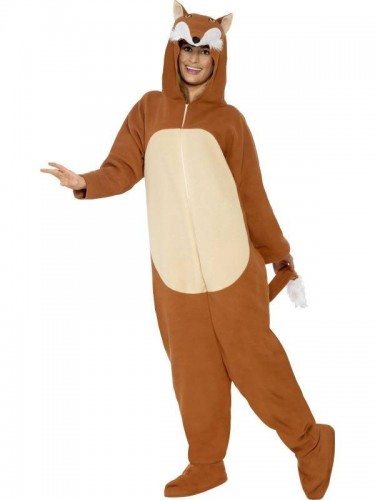 Out of Stock - Fox Adult Costume (Example Photo)