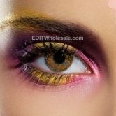 Glimmer Hazel Contact Lenses (Pair)