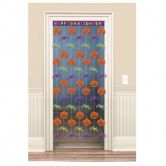 Door Curtain Fright Night