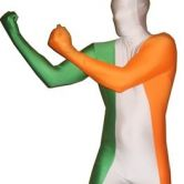 Expecting delivery Morphsuit Ireland - Adult Costume