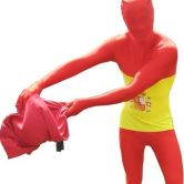 Expecting delivery Morphsuit Spain - Adult Costume
