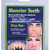 Monster Teeth (assorted designs)