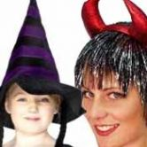 Devil Horns & Witches Hats