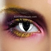White Cat Contact Lenses (Pair)