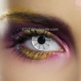 White Web Contact Lenses (Pair)