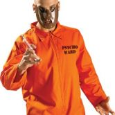 Psycho Ward Adult Halloween Costume