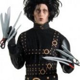 Edward Scissorhands Adult Costume (faulty)