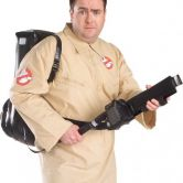 Ghostbusters Official Deluxe 80's Costume | plus size | full cut