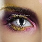 Grey Dragon Contact Lenses (Pair)