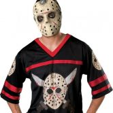 Teen Jason Hockey Jersey and EVA Mask