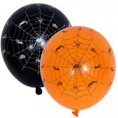 Latex Ballons | Spider Web