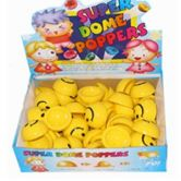 Super Dome Poppers - Smiley Faces