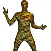 Commando - Adult Costume