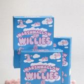 Pink Marshmallow Willies