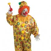 Jack The Jolly Clown Costume (FC)