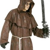 The Mad Monk Robe Adult Costume