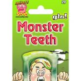 Glow In The Dark Monster Teeth